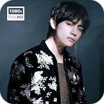 BTS V Kim Taehyung Wallpapers KPOP Fans HD for pc logo