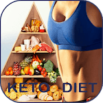 Ketogenic Diet - Low carb recipes for Weight Loss icon
