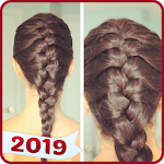Fashion Braids 2019 😍 icon
