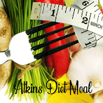 Atkins Diet Meal Plan for pc logo
