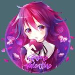 Anime Valentine Wallpaper icon