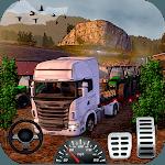 Truck Farm Simulator 3D Game icon
