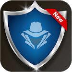 Anti hacker and blocker (hack protection) icon