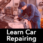 Learn Car Repairing icon