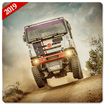 New Truck Simulator 2019: Off Road Driving icon