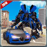 Car Robot Transformation 18: Robot Horse Games for pc logo