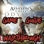 Assassin's Creed Odyssey walkthrough Gameplay icon