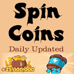CM Free Coin & Spin Links icon