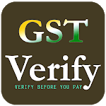 GST VERIFY icon