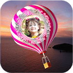 Air Balloon Photo Frames icon