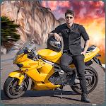 Vehicle photo frames icon