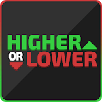 Higher or Lower: The Challenge for pc logo