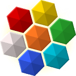 TrickyTwister: color tile game for pc logo