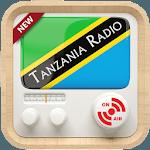 All Tanzania Radio Stations Free icon