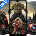 Superheroes Wallpapers QHD icon
