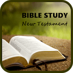 New Testament Bible Study icon