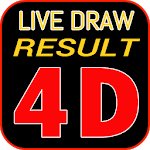 Free Live Draw 4D Results Reference icon