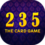 235 or 3 2 5 card game - 2 3 5 Do Teen Paanch Card icon