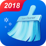 Super Cleaner - Antivirus, Booster, Phone Cleaner for pc logo