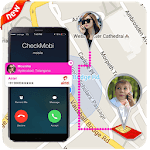 Mobile Number Location Finder GPS icon