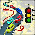 Live Traffic Route Finder icon