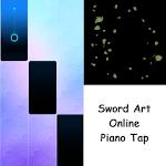 Piano Tap - Sword Art Online for pc logo