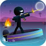 Stickman Army Men : Shooting Fight Of Shadow icon