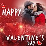 Valentine's Day Photo Frame icon