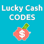 Lucky Cash CODES - Share and find referral codes! for pc logo