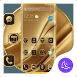Golden Silk APUS Launcher Theme icon