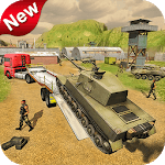 Army Truck Tank Transport-Impossible Mission Drive icon