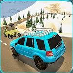 Offroad Prado Jeep Driving Simulator icon