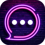 Neon Messenger for SMS - Default SMS&Phone handler icon