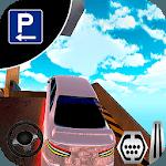 Prado Car Parking City 3D Game icon