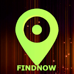 Find Location Now-FindNow-FindNow Position icon