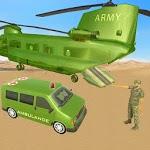 Army Ambulance Rescue Simulator icon