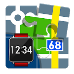 Locus Map Watch icon