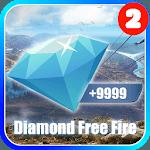 Free Fire Diamonds & Coins icon