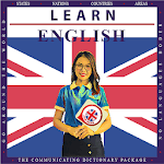 Learn English for pc logo