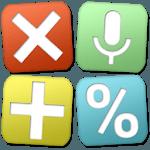 Multi-Screen Voice Calculator for pc logo