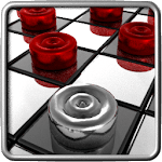3D Checkers Game icon