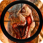 Jungle Dinosaur Shooting Games-Free Simulator 2018 icon