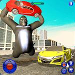 Gorilla VS Robot City Rampage icon