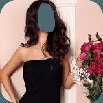 Women Long Hair Photo Editor for pc logo