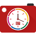 Auto Stamper: Timestamp Camera App for Photos 2019 for pc logo