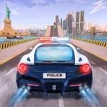 Criminal Police Car Hunt Crime icon