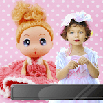Dolls Photo Frames icon