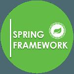 Spring Framework Programming: Java icon