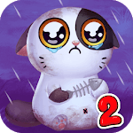 My Cat Mimitos 2 – Virtual pet with Minigames icon