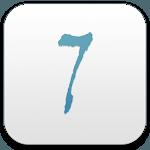 Seven Words - Syllable icon